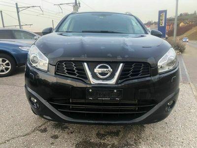 gebraucht Nissan Qashqai +2 1.6 dCi iStop 4WD 360