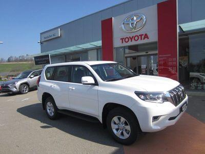 gebraucht Toyota Land Cruiser 2.8TD Comfort Automatic