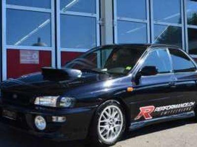 gebraucht Subaru Impreza 2.0 T. Black Star