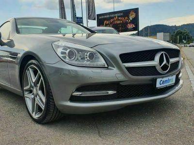 gebraucht Mercedes SLK250 7G-Tronic