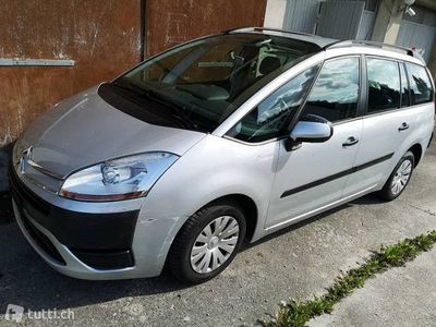 gebraucht Citroën Grand C4 Picasso 1,6