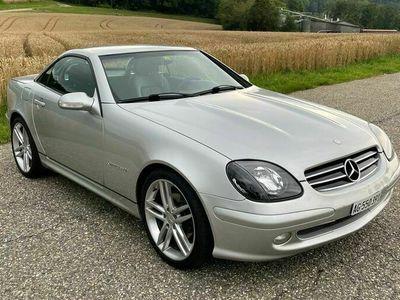 gebraucht Mercedes SLK200 Kompressor (R170)