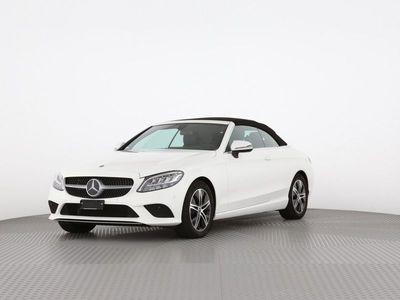 gebraucht Mercedes C180 C-KlasseCabriolet