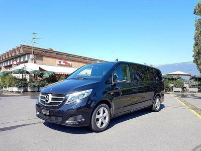 gebraucht Mercedes V250 V-Klassed BlueTec Ava.extr.lg. Van