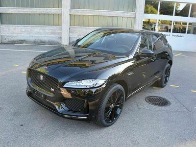gebraucht Jaguar F-Pace 3.0 V6 S AWD Automatik