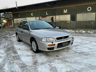 gebraucht Subaru Impreza 2.0 A