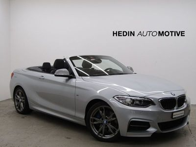 gebraucht BMW M240 2erxDrive Cabrio SAG