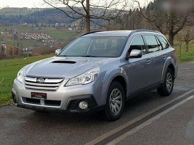 gebraucht Subaru Outback 2.0D Advantage AWD Lineartronic AB MFK