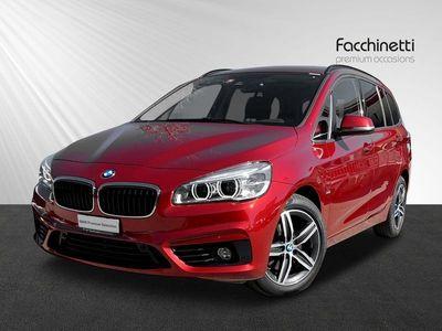 gebraucht BMW 218 Gran Tourer d Sport Line Steptronic