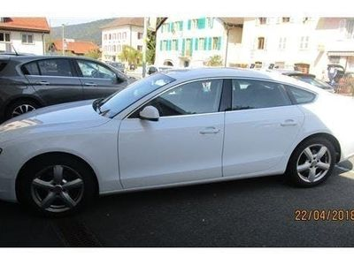 gebraucht Audi A5 Sportback 2.0 TFSI Attraction quattro S-tronic