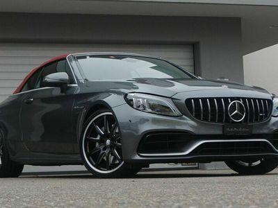 gebraucht Mercedes C63 AMG C-KlasseAMG 9G-tronic - FULL OPTION