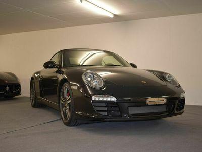 gebraucht Porsche 911 Carrera 4S Cabriolet 3.8 PDK