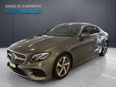 gebraucht Mercedes E300 AMG Line