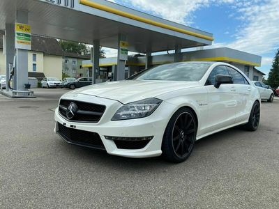gebraucht Mercedes CLS63 AMG AMG S Executive 4Matic Speedshift MCT