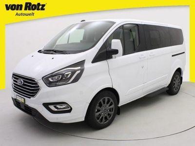 gebraucht Ford Tourneo Cust 320 L1 TX A