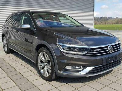 gebraucht VW Passat Alltrack 2.0 Tdi 240 PS 2016 54000km
