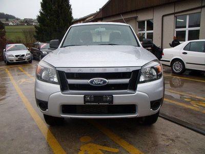 gebraucht Ford Ranger XL 2.5 TDCi 4x4
