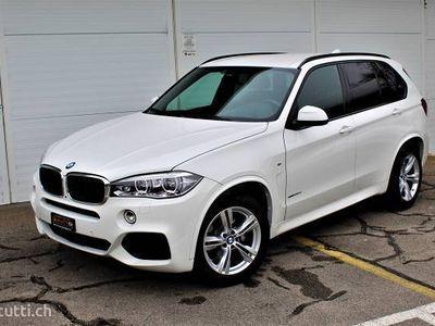 gebraucht BMW X5 xDrive 30d M Sport Steptronic