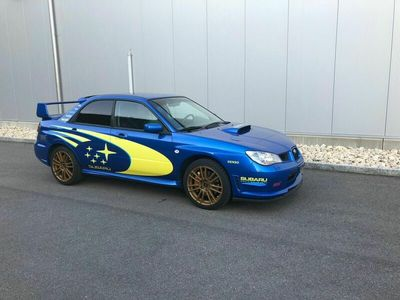 gebraucht Subaru Impreza Impreza WRX STIWRX STI