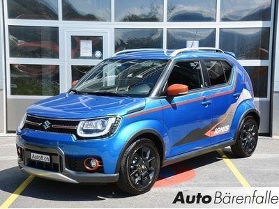 gebraucht Suzuki Ignis 1.2i Sergio Cellano Top 4x4