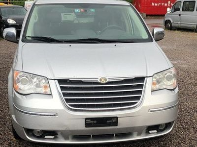 gebraucht Chrysler Grand Voyager Voyager3.8 Limited Automatic