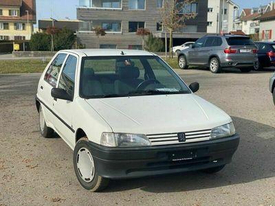 gebraucht Peugeot 106 1.1 XR (Kleinwagen)