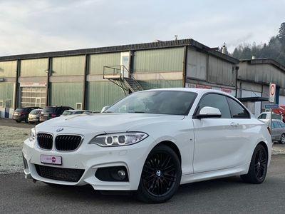 gebraucht BMW 220 d M Sport Steptronic