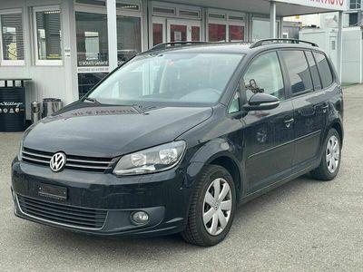 gebraucht VW Touran 1.6 TDI Comfortline DSG