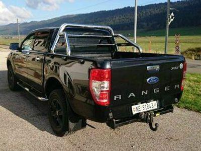 gebraucht Ford Ranger Ranger XLT 2.2 TDCi 4x4XLT 2.2 TDCi 4x4