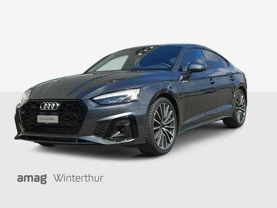 gebraucht Audi A5 Sportback  40 TFSI S-Line Attraction S-tronic quattro