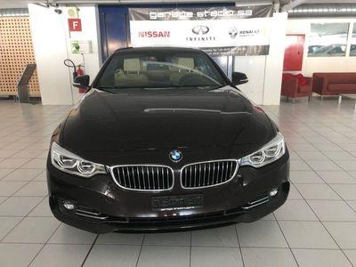 gebraucht BMW 428 4er i Cabriolet xDrive Luxury Line Steptronic