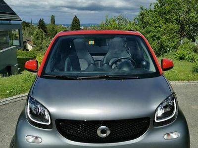 gebraucht Smart ForTwo Cabrio 0.9 Prime