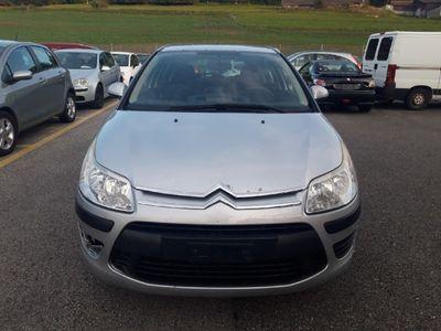 gebraucht Citroën C4 Berline 1.4i 16V Essentiel (X)