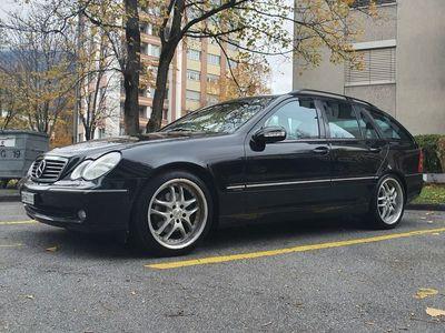 gebraucht Mercedes C270 C-Klasse *** MERCEDES BENZ *** ******DIESEL*** 8 FACH***