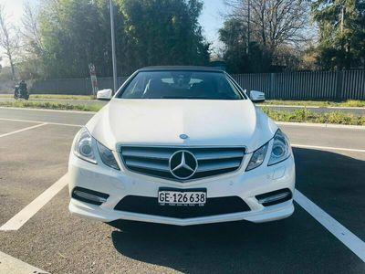 gebraucht Mercedes E250 E-KlasseCGI BlueEfficiency 7G-Tronic