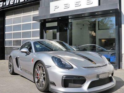 gebraucht Porsche Cayman GT4