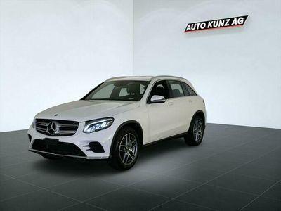 gebraucht Mercedes GLC250 d 4Matic AMG-Line LED Assist