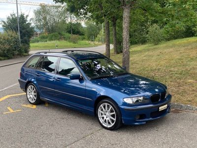 gebraucht BMW 330 3er IX mit M-Paket, Ab Platz