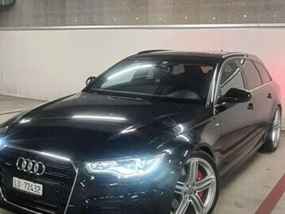gebraucht Audi A6 3.0bitdi 313ps quattro