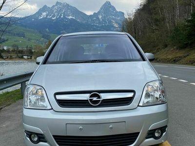 gebraucht Opel Meriva A 16 - Frisch AB MFK -