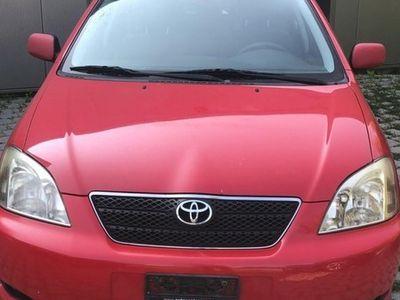 gebraucht Toyota Corolla 1.6 Linea Terra