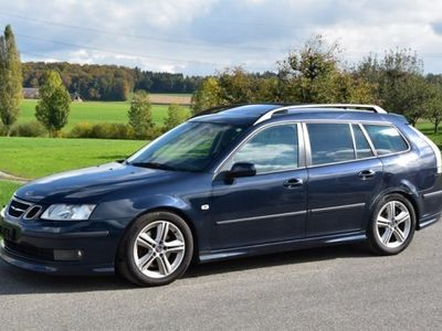 gebraucht Saab 9-3 2.8T V6 Aero Hirsch Performance