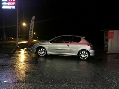 gebraucht Peugeot 206 CC GT (Limited Edition)