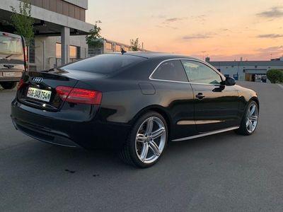 gebraucht Audi A5 2.0 TFSI S-Line Coupe