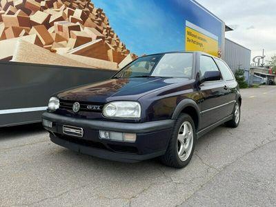 gebraucht VW Golf 2000 GTI Edition