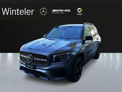 gebraucht Mercedes GLB220 GLB-Klassed AMG Line 4 MAT.