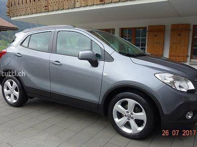 gebraucht Opel Mokka 1,4 T