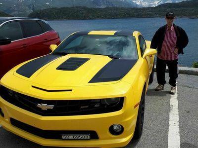 gebraucht Chevrolet Camaro Transformers