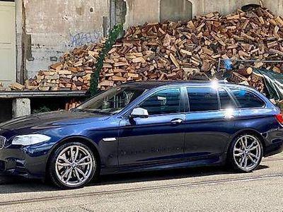 gebraucht BMW M550 DIESEL AUTOMAT ALLRAD