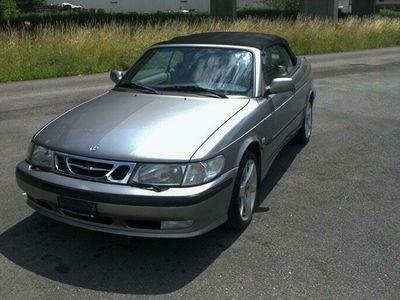gebraucht Saab 9-3 Cabriolet de 2002